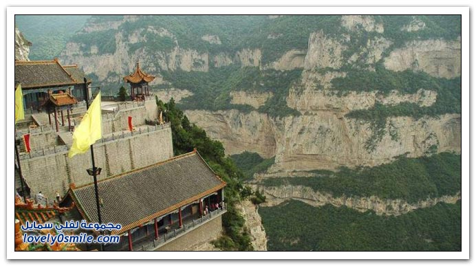 صور جميلة من مقاطعة شانشى في الصين