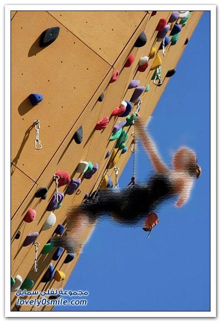 صور أعلى حائط تسلق في العالم