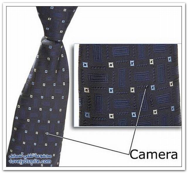 صور أفضل عشر كاميرات خفية للتجسس
