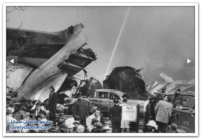 الكارثة الجوية في نيويورك 1960