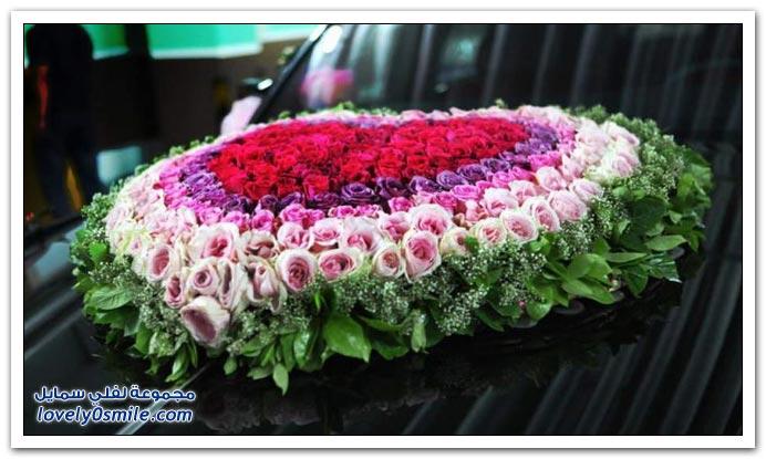 صور حفل زفاف لعائلة غنية في الصين