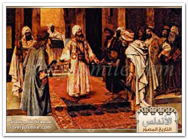 توجه موسى بن نصير للأندلس