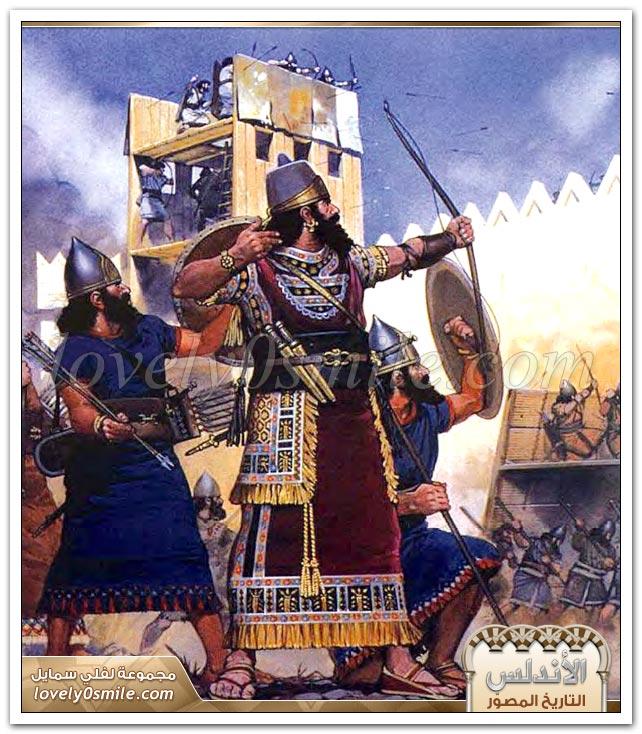 غزوة الخندق - عهد الخليفة عبد الرحمن الناصر