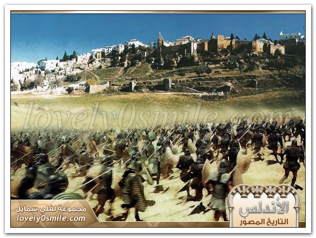 الصراع الإسلامي النصراني في الأندلس - دويلات الطوائف