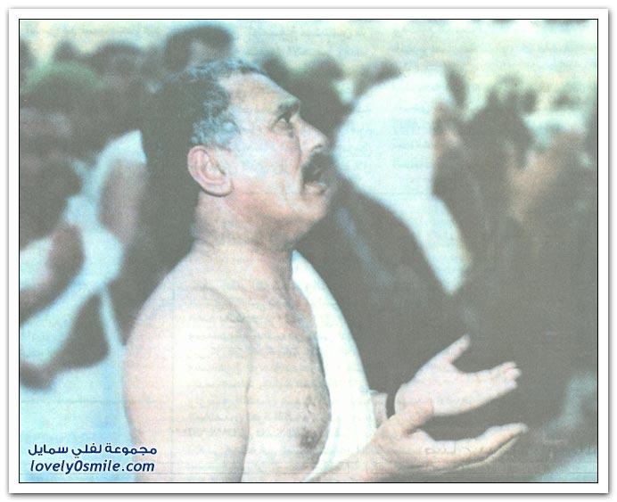 صور نادرة للرئيس الحالي لليمن علي عبد الله صالح + نشأته وتوليه الحكم