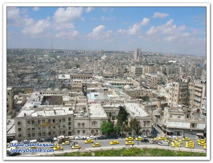 سوريا معلمات وصور + أسباب الثورة السورية