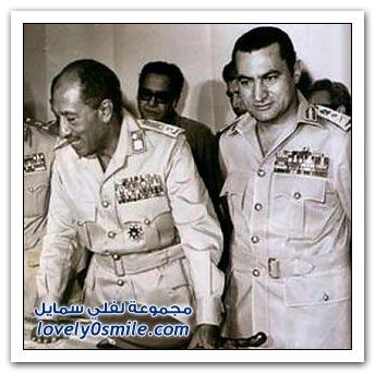 مبارك ما بين السلطة وثورة الغضب المصري