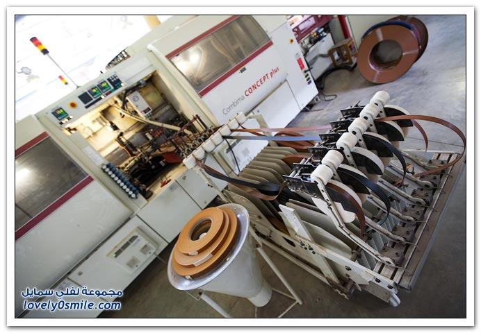 مصنع لصناعة الأثاث