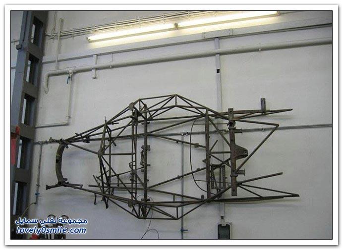 متحف لسيارات مرسيدس