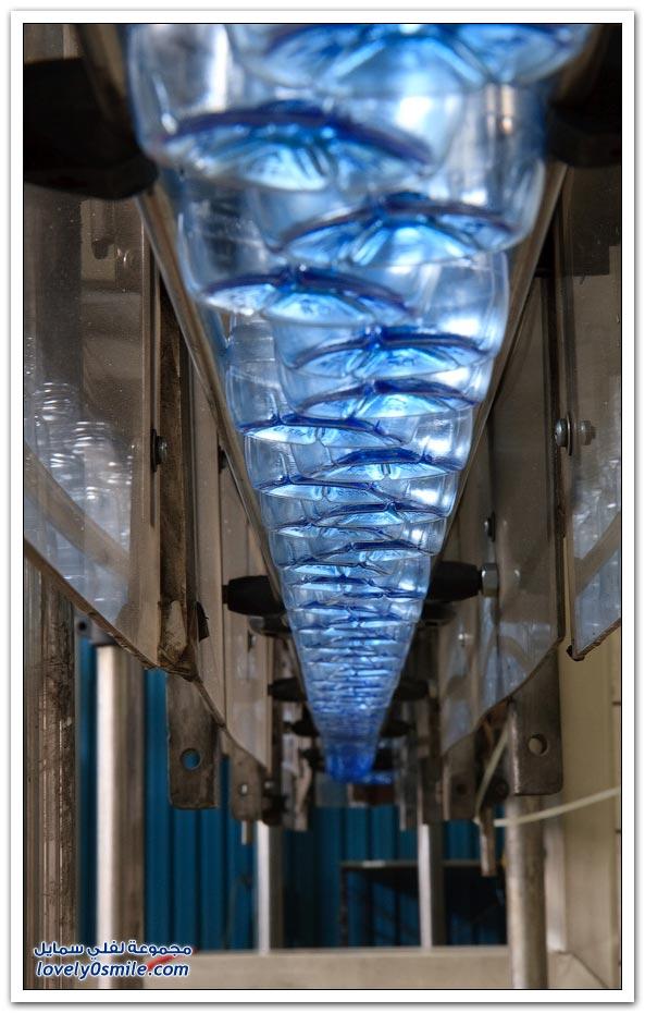مصنع تعبئة الماء المعدني