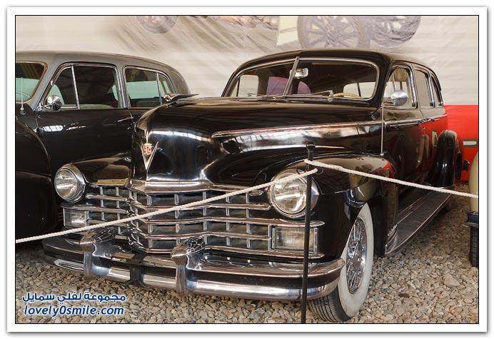 متحف السيارات القديمة