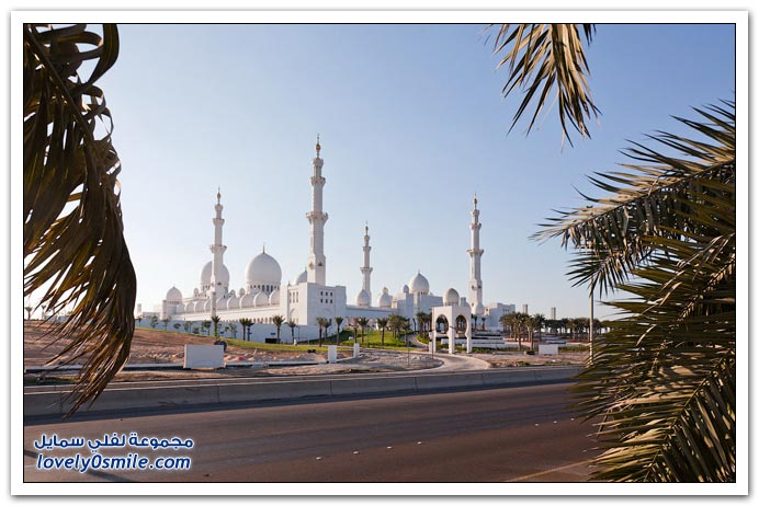 مسجد الشيخ زايد