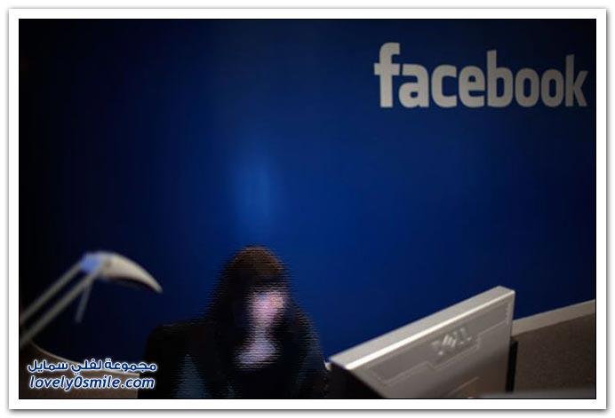 مكاتب الفيس بوك