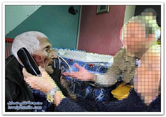 أشهر معمر في كوبا عمره 111 عام