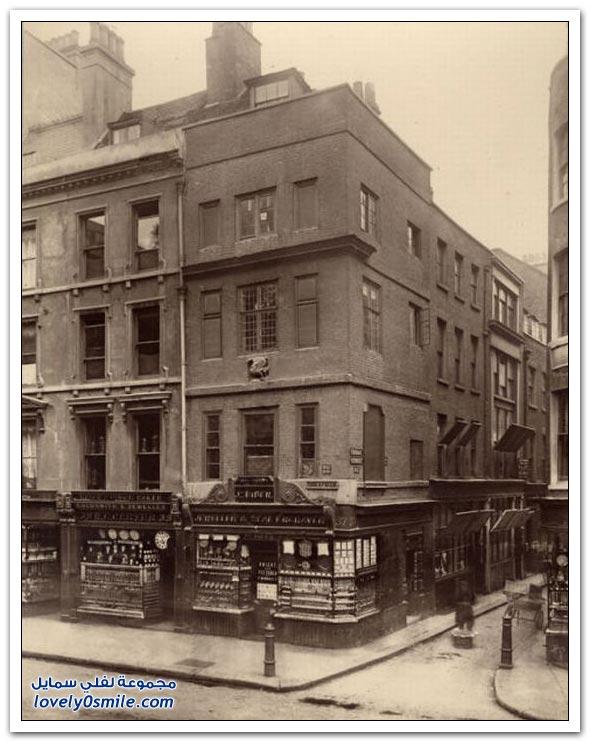 لندن قديما