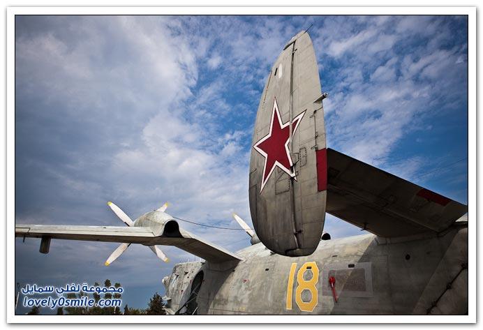 الطائرة البرمائية القديمة Be-12
