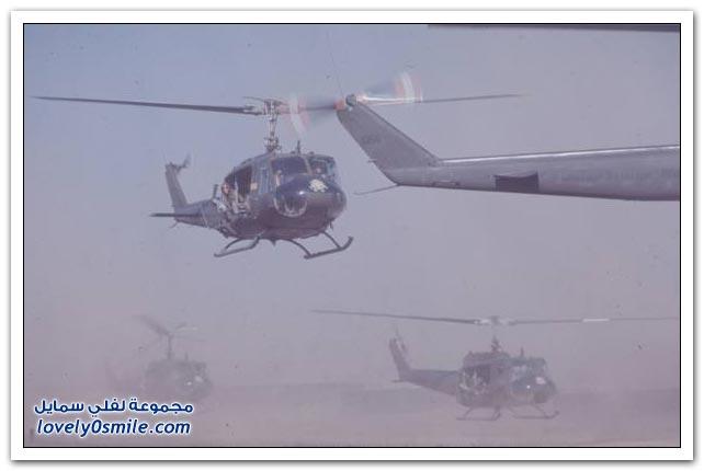 صور نادرة لذروة حرب فيتنام 1965-1969