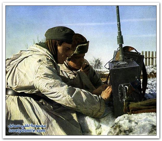 صور نادرة من ألبوم الحروب ج3