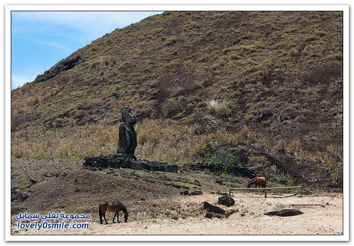 جزيرة الفصح