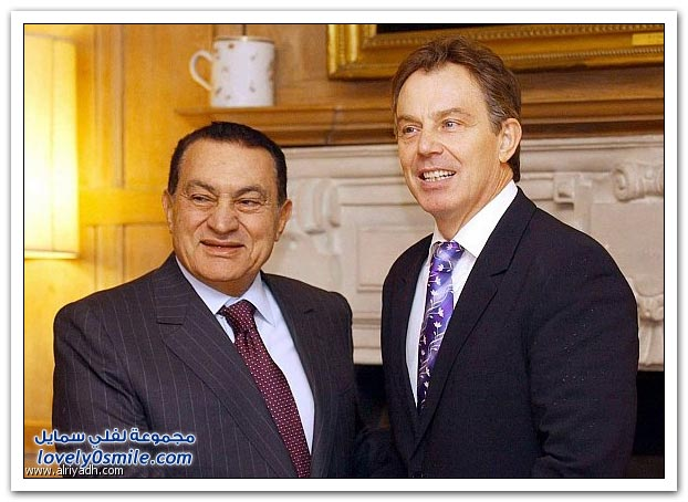 صور: مبارك خلال 30 عاما