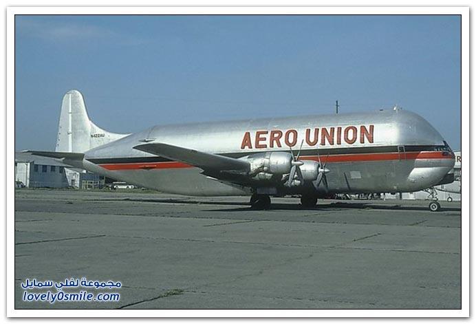 أشكال من الطائرات لم ترها من قبل