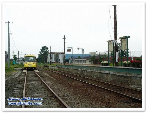 أحد القطارات في الصين