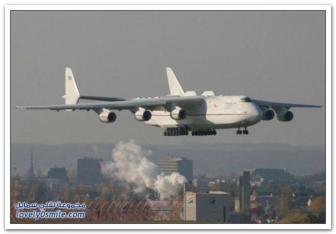 أثقل طائرة في العالم