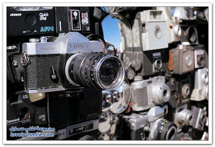 السيارة الكاميرات