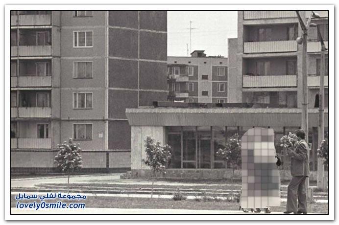 تشيرنوبيل بين الماضي والحاضر