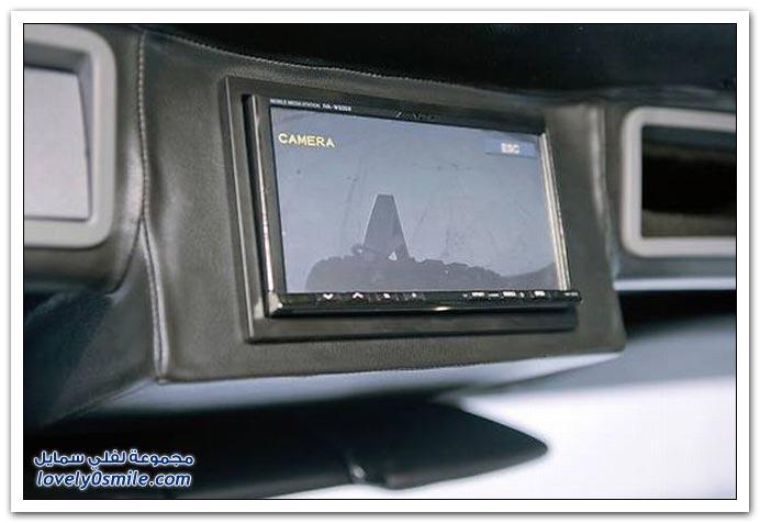 مرسيدس بنز هنتر X6