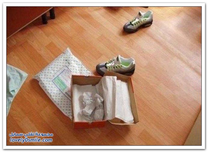 حذاء صيني