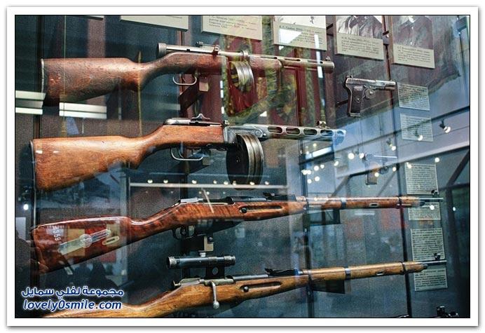 متحف موسكو الحربي
