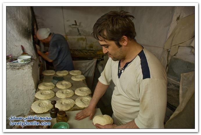 الكعك الأوزبكية