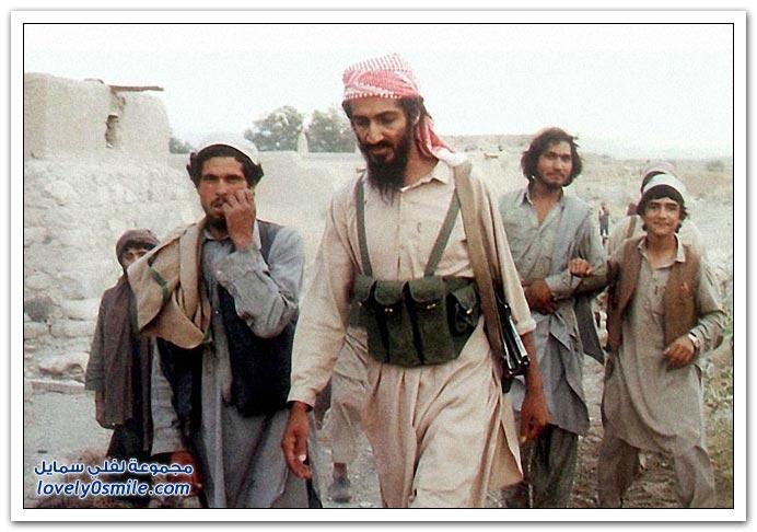 صور: أسامة بن لادن حياته وأسرته
