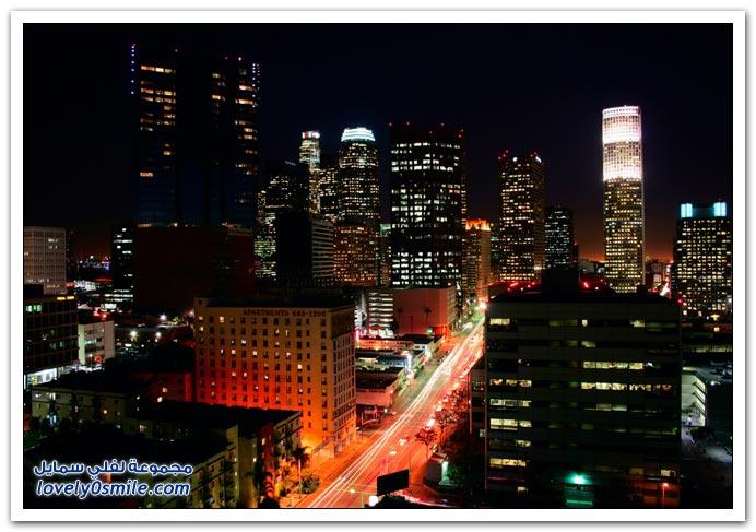 صور الليل في مدن حول العالم ج5
