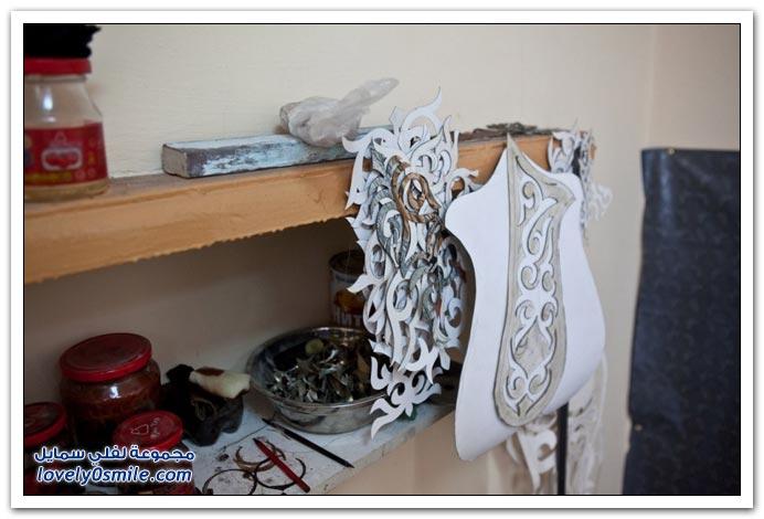 المشغولات اليدوية في أوزبكستان