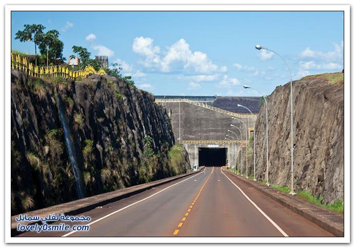 محطة توليد الطاقة الكهرومائية في البرازيل