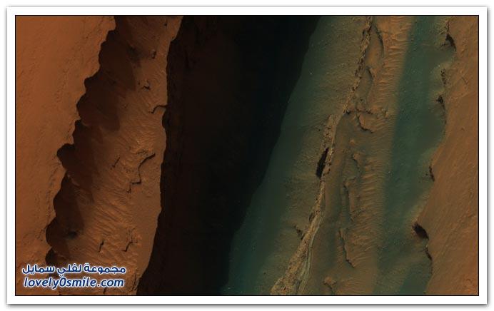 صور لكوكب المريخ