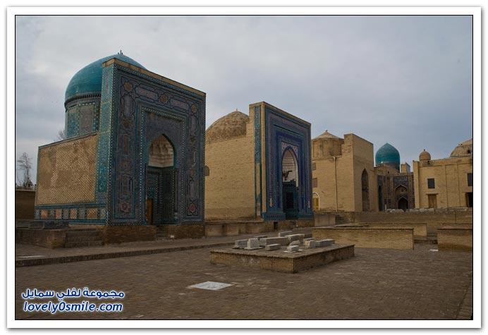 مسجد سمرقند في أوزبكستان