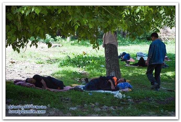 صور من طشقند في أوزبكستان