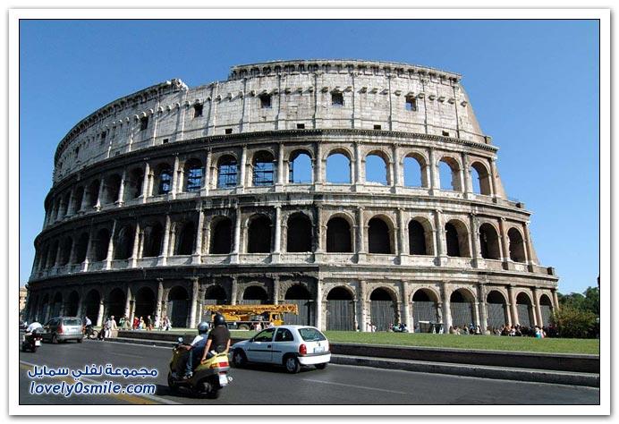 أكثر 10 معالم تصويرا في العالم