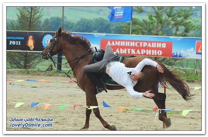 بطولة مهارات ركوب الخيل في روسيا
