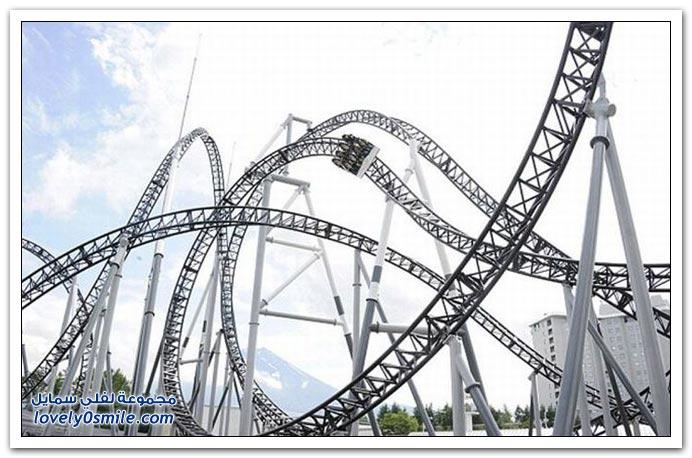 ملاهي المرتفعات في اليابان