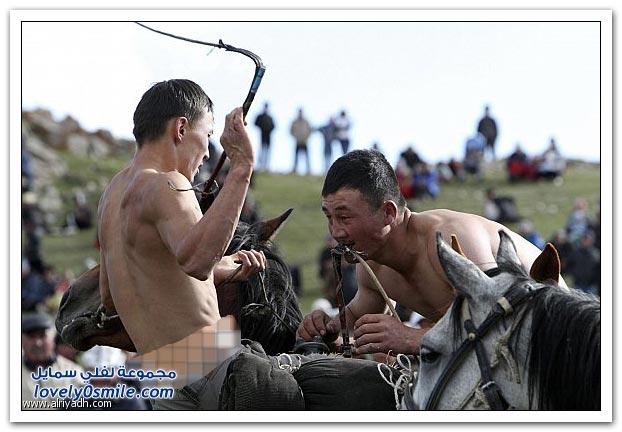 فلكلور قيرغيزستان