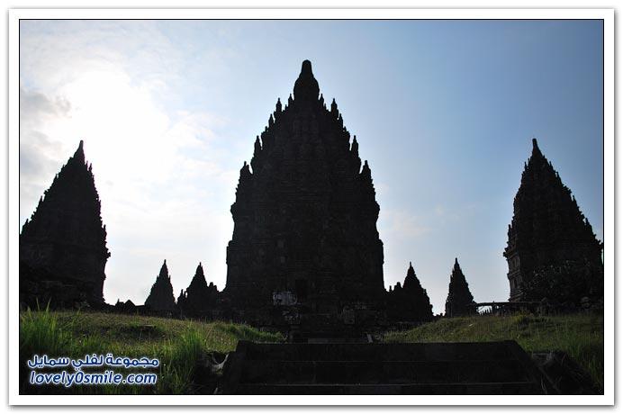 مجمع معبد برامبانان في اندونيسيا