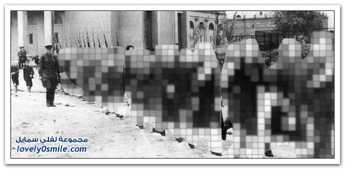 صور من ذاكرة التاريخ في الحرب العالية الثانية