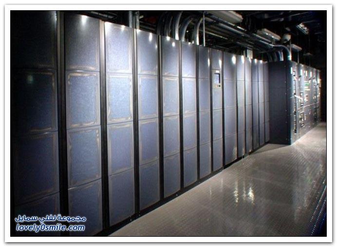 من أفضل مراكز قواعد البيانات في لاس فيغاس