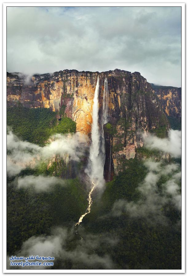شلالات فنزويلا