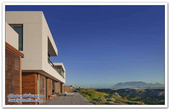 منزل سياحي على ساحل كيب تاون في جنوب أفريقيا