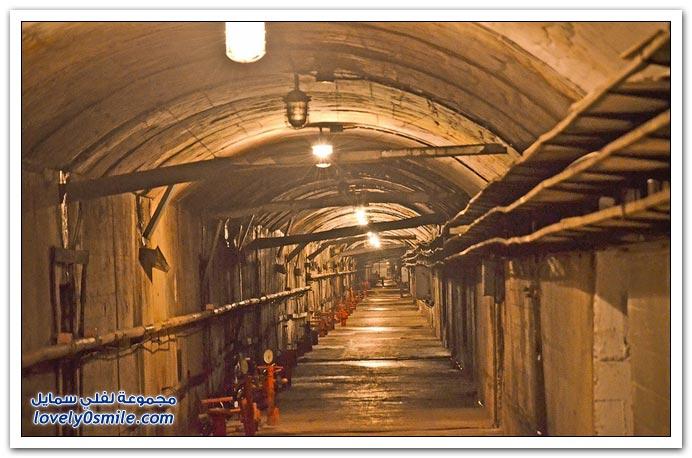 أول محطة للطاقة الكهرومائية على نهر ينيسي في روسيا